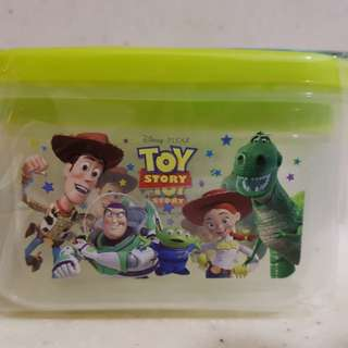 Toy Story small containers