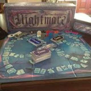 Nightmare board game
