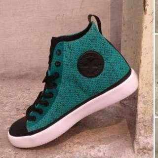 Sepatu Converse Boots Asli Import.size 40 And 44.