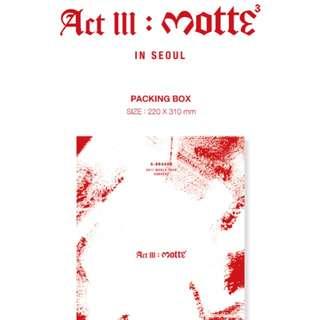 [PO] 2017 G-DRAGON CONCERT ACT III, M.O.T.T.E IN SEOUL DVD