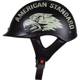 🚚 【金剛安全帽】TORC T-55.2 American Standard BLACK-消光黑 半盔/半罩/ 哈雷帽 美式安全帽 偉士牌