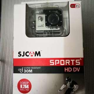 SJCAM SJ4000 WIFI HD DV SPORTS 30M ActionCam