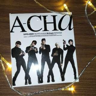 Super Junior ACHA Album