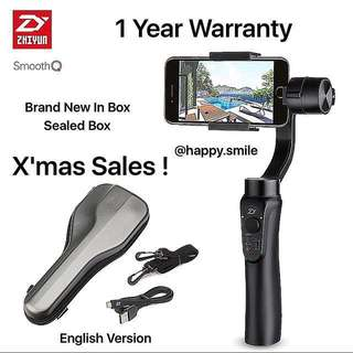 ( X'mas Sales Now ! ) Zhiyun Smooth Q