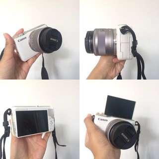 DIJUAL CEPAT !! Canon m10 murah meriah
