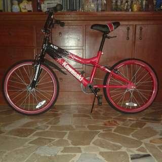 Kawasaki bmx kids bike