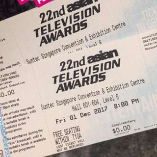 22nd Asian Television Award