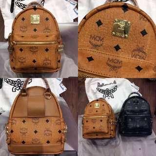 Mini MCM Backpack