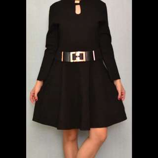 REPRICED Elegant black dress ❤ from 450 to 300
