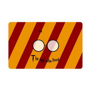 Beep Card - The Boy Who Lived.
