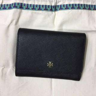 Tory Burch Robinson wallet 100%全新