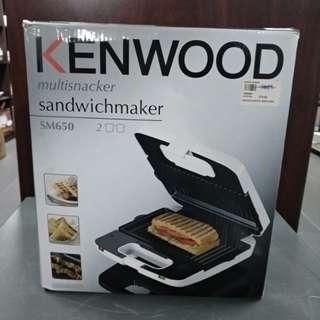 [UBT] Kenwood Sandwich Maker