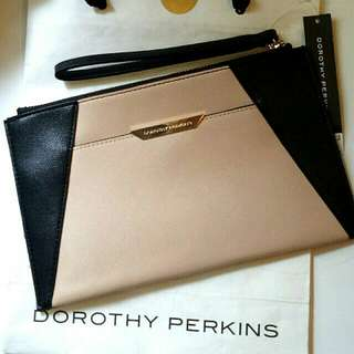 Authentic Dorothy Perkins Wristlet