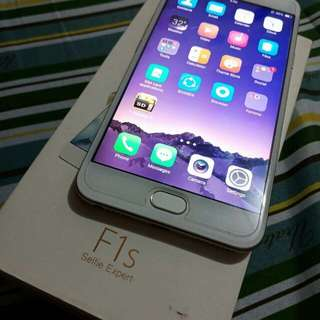 Oppo F1s Upgraded Complete Package