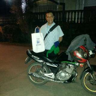 Proof of delivery via Grab Express