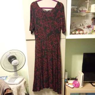 Dorothy Perkins Long Dress Size 16UK