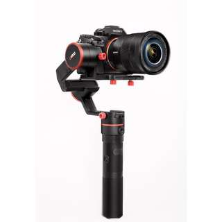 Feiyu a1000 SLANT Alpha series 3-Axis Handheld Gimbal Stabilizer for Mirrorless Cameras, Mobile phones & action cameras up to 1kg payload SALES!!!
