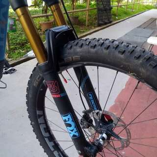 Fox Float 36 Factory Series 29er / 27.5+ Boost Fork