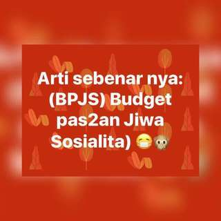 Say No to BPJS shoppers