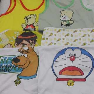 sando for boys (all for only 40peso) 6pcs. Take all for 40ph