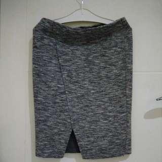 Stardivarius cotton skirt