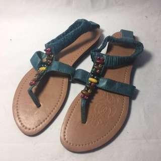 🚚 民族風羅馬涼鞋