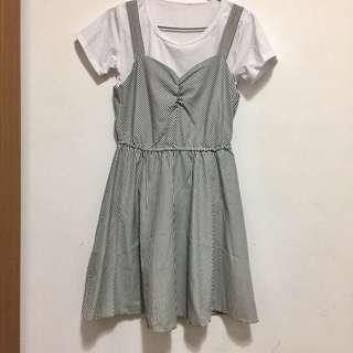 🚚 條文洋裝