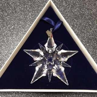 🈹️2001 Swarovski Xmas Ornament