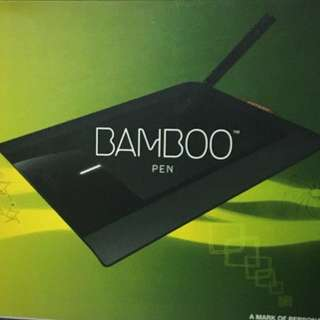 Bamboo Pen - Graphics Tablet for PC