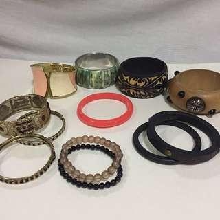 Bundle: Buy All Bangles and Bracelets