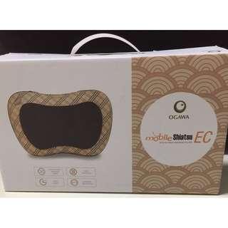 Ogawa Mobile Shiatsu Back Massage Pillow EC
