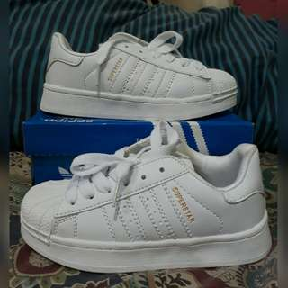 White Shoes for Kids Size30