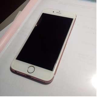 Iphone6s女用機 玫瑰金 64g 有使用痕跡 含盒子 台北面交