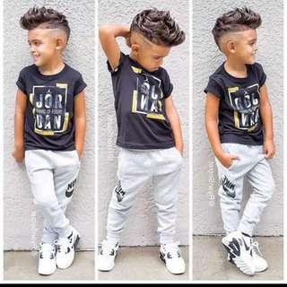 Jordan Nike KID'S Terno