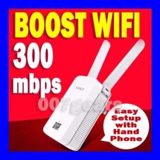 💥 $27 💥 + VIDEO  Wireless WIFI Repeater Extender Tplink Signal Netgear Tp-link Aztech Booster Dlink Router