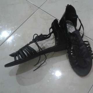 Gladiator Sandals Size 9
