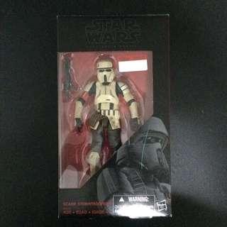 Scarif Trooper Rogue One Star Wars Black Series