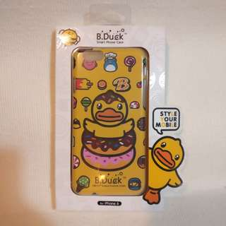 B duck iphone 6 case 保護套 底殼
