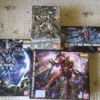 Gundam (Authentic and New)