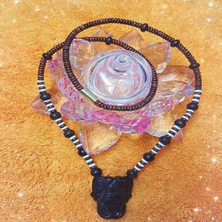 Amulet Necklace (Single hook)