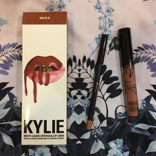 Lipkit By Kylie Cosmteics DOLCE K