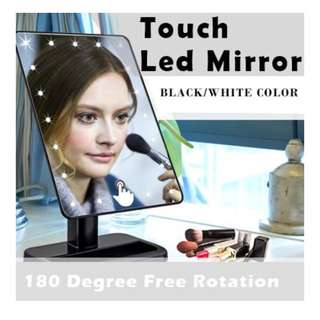 💰 TOUCH LED MAKEUP MIRROR