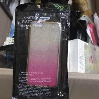 Iphone6/6s手機殼粉色漸變