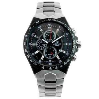 New Chronograph Tachymeter mens Watch EF-534D-2V
