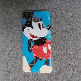 Mickey  Samsung C7 手機殼