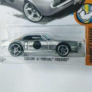 美版 Hot WheelsCustom '67 Pontiac Firebird