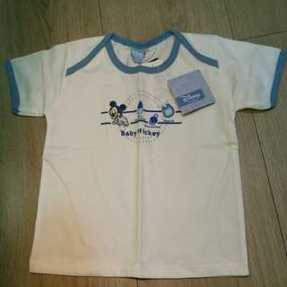 Disney T-shirt (ard 1 yr old)