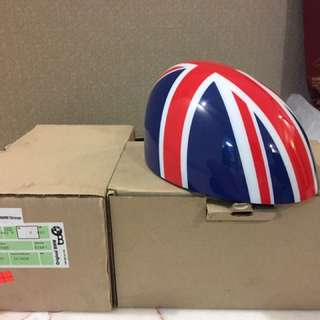 Mini Union Jack Mirror Caps