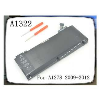 "Apple MacBook Pro 13"" Unibody (Mid 2009-2012) Battery"