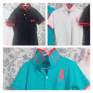 Boy's brand name polo shirts /8yrs